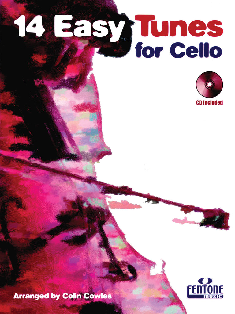 Cowles, arr. – 14 Easy Tunes for Cello – Cello and Piano