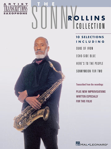 Rolins - The Sonny Rollins Collection (transcriptions) - Saxophone