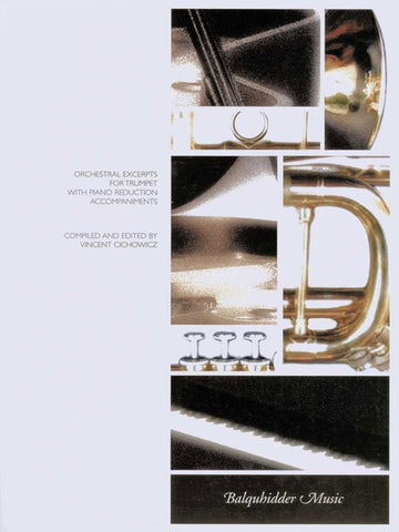ed. Cichowicz - Orchestral Excerpts for Trumpet - Trumpet and Piano