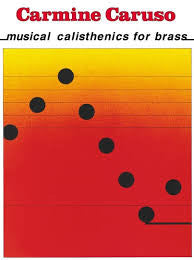 Caruso - Musical Calesthenics for Brass - Trumpet Method