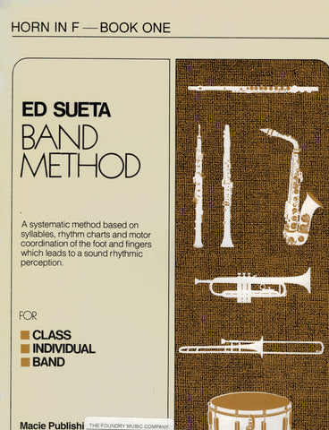 Ed Sueta Band Method: Horn in F, Book 2 - Horn Method