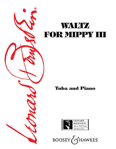 Bernstein - Waltz for Mippy 3 - Tuba and Piano