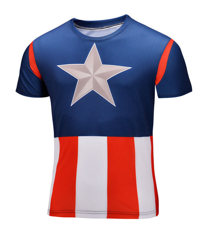 T-Shirt Avengers Comics Superhero
