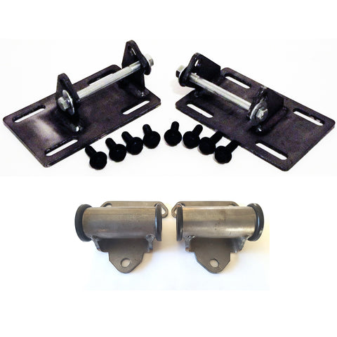 Sonoma S10 Engine Mount Adapter Plates Engine Swap Kit LSx LS1 LS2 ...