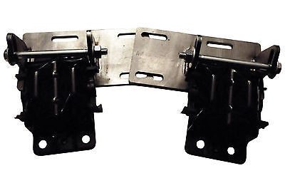 1973-1987 C10 TRUCK K5 2WD Engine Mount Adapter Swap KIT LSx LS LS2 LQ9 #14020K