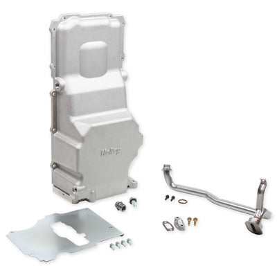 Holley 302-3 LS Swap Engine Retrofit Oil Pan LSX LS1 5.3 6.0 LS swap Camaro/firebird G-body