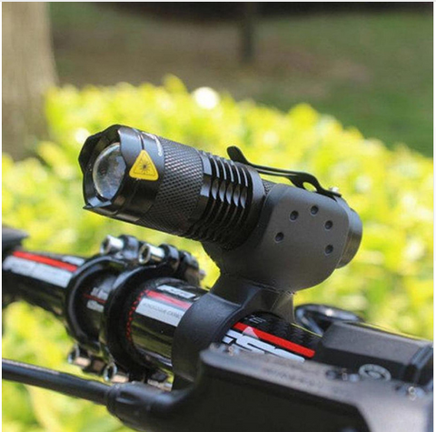 High Powered Bicycle Light