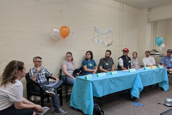 SF Independent Living Skill's Career Day Panel