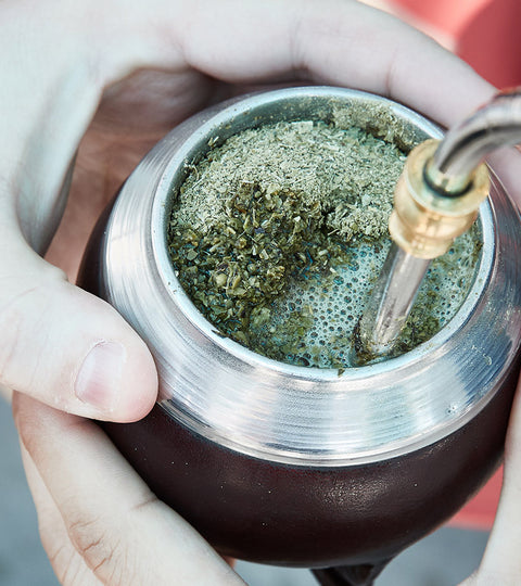 Sharing Yerba Mate