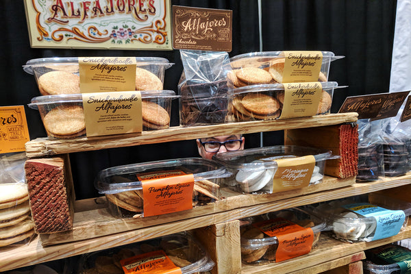 We ate our way through the Fancy Food Show again