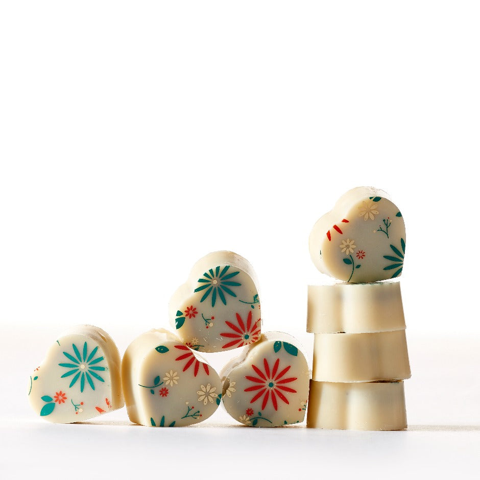 White Chocolate Bonbons