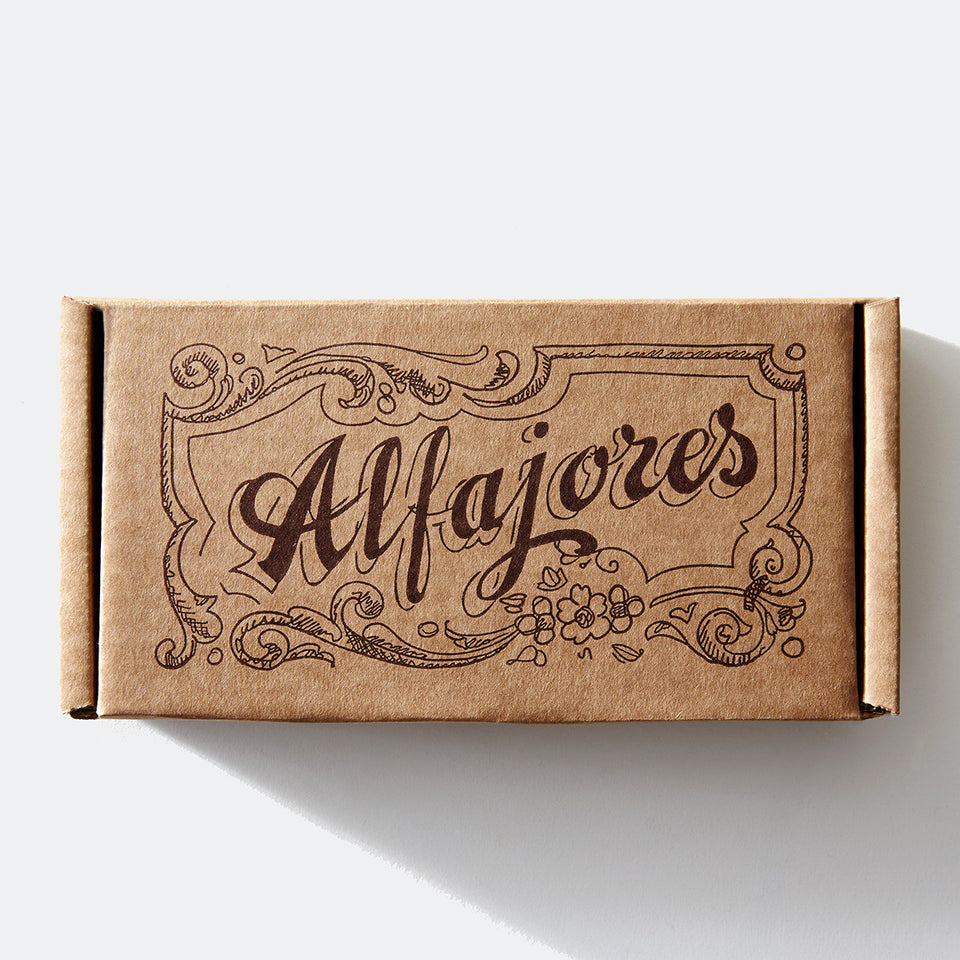 Lemon Ginger Alfajores Gift Box