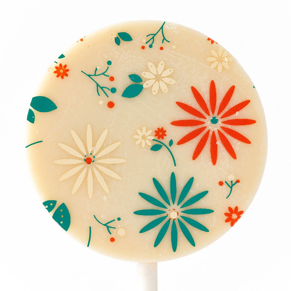 White Chocolate Lollipop