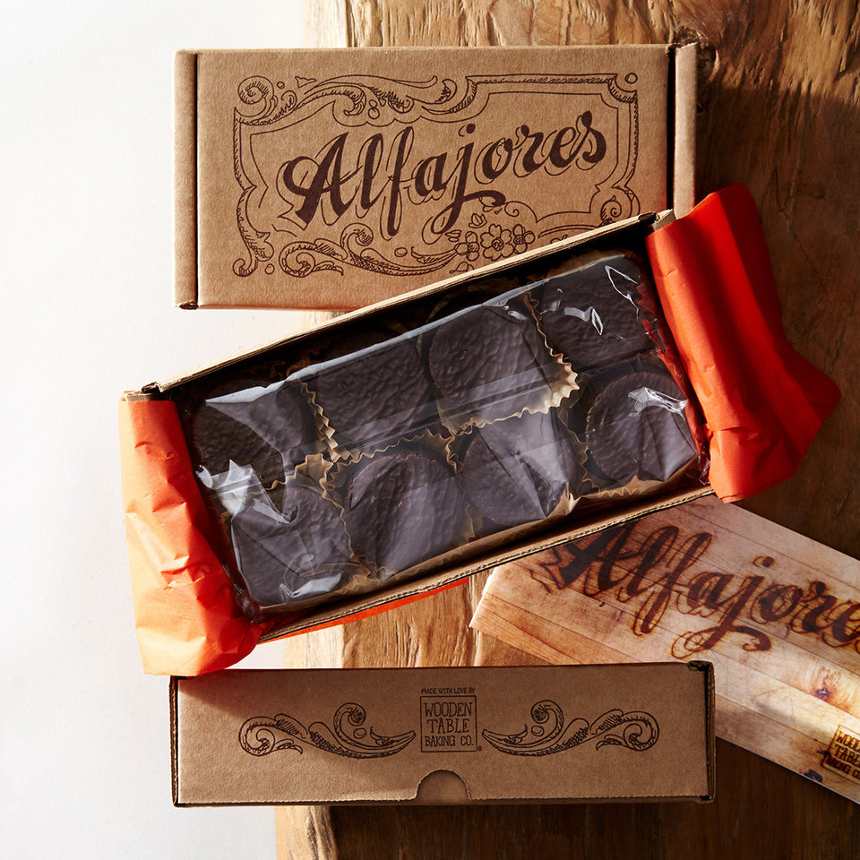 Mint Chocolate Alfajores Gift Box