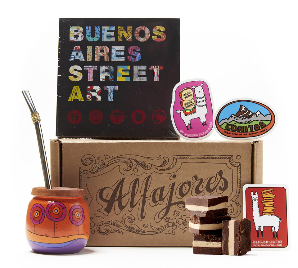 Porteño Hipster Gift Box
