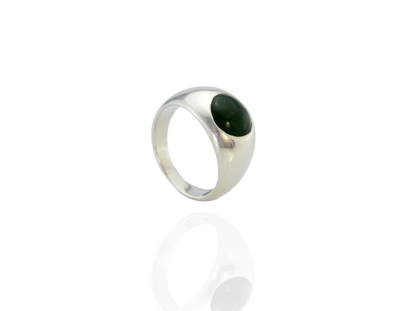 domed Greenstone cab ring