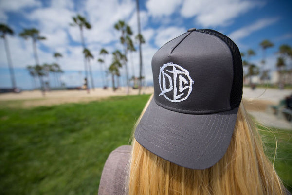 DTC Original Snap Back Trucker Cap