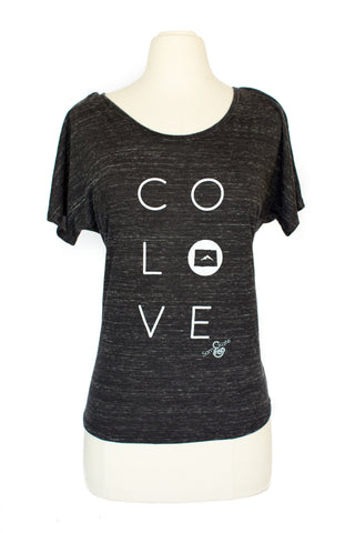 z CO LOVE SLOUCHY SHIRT