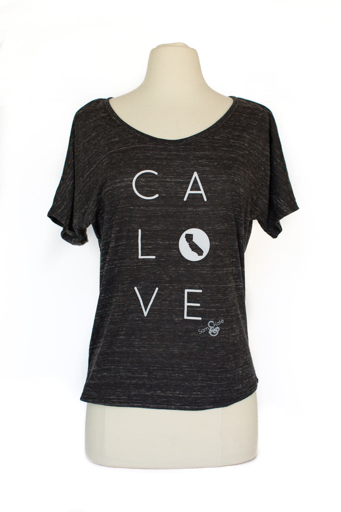 z CA LOVE SLOUCHY SHIRT
