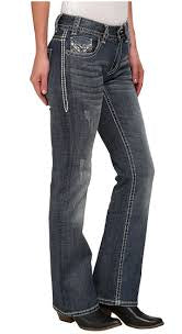 Rock & Roll womens jeans, W1-3637