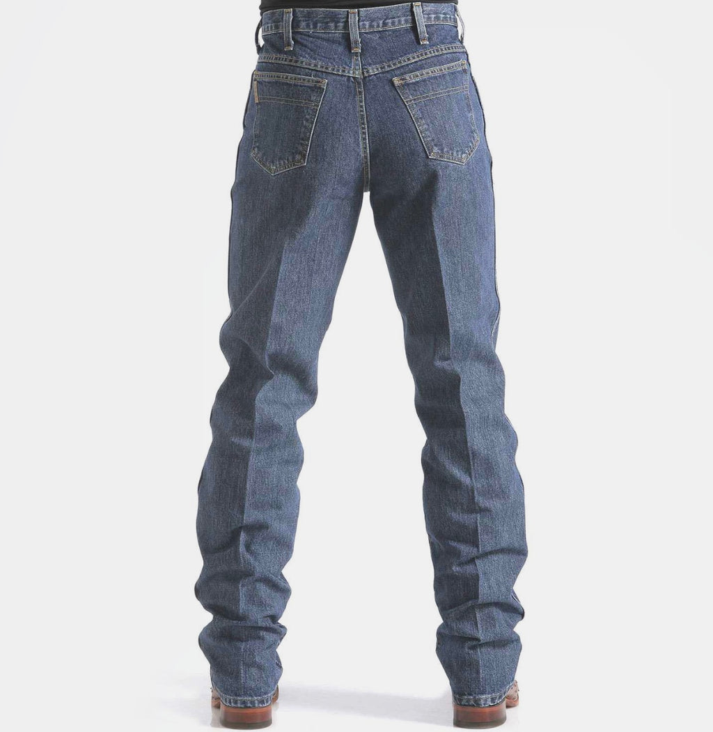 Cinch Mens Green Label Original Fit Slightly Tapered Leg Jeans