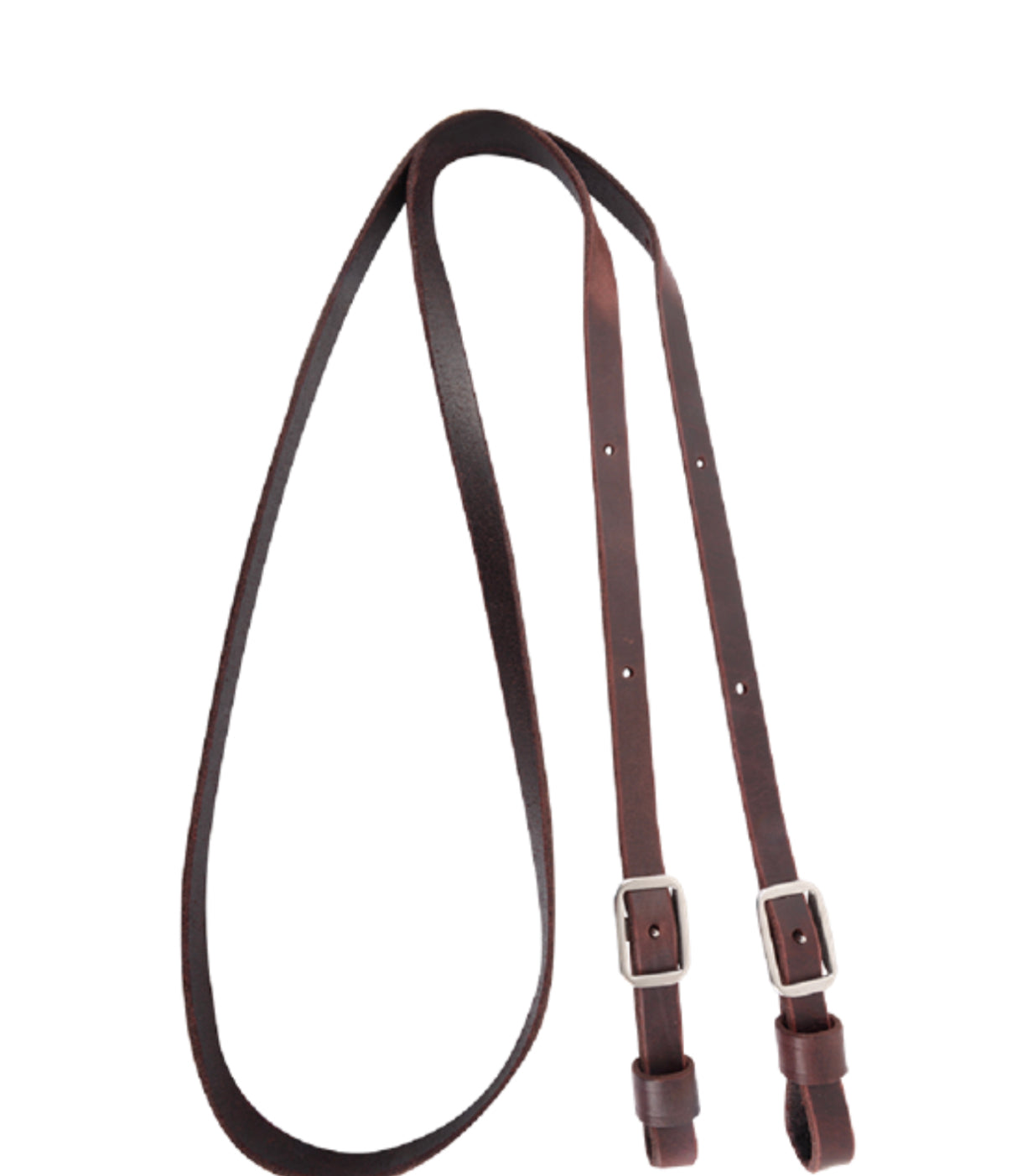 LATIGO LEATHER BARREL REIN By Martin Leather