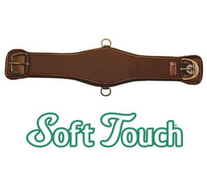 Soft touch cinch by reinsman