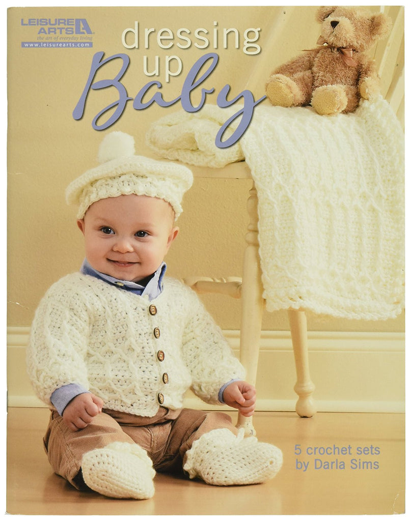 Dressing Up Baby Crochet