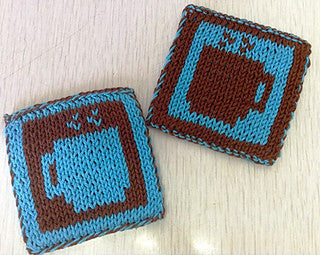 Workshop Double Knit Coasters