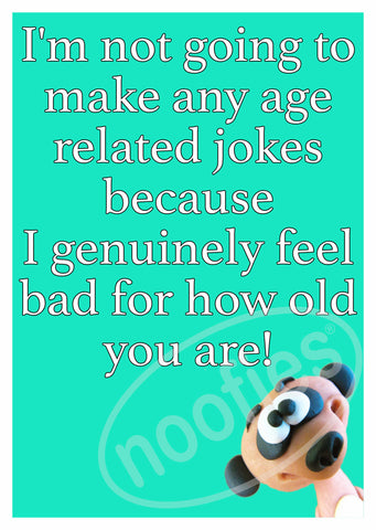Age related jokes