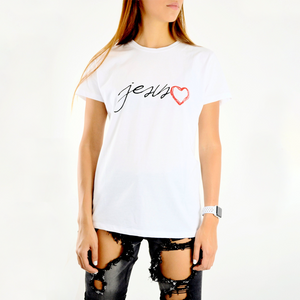 TRUE JOY  T-SHIRT - LOVE JESUS