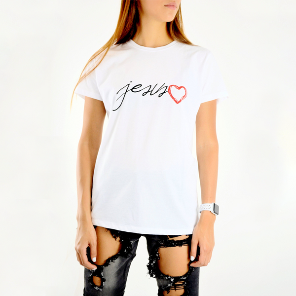 Jesus love t-shirt