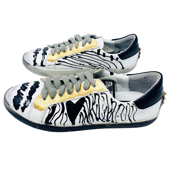 Zebra Heart Collection