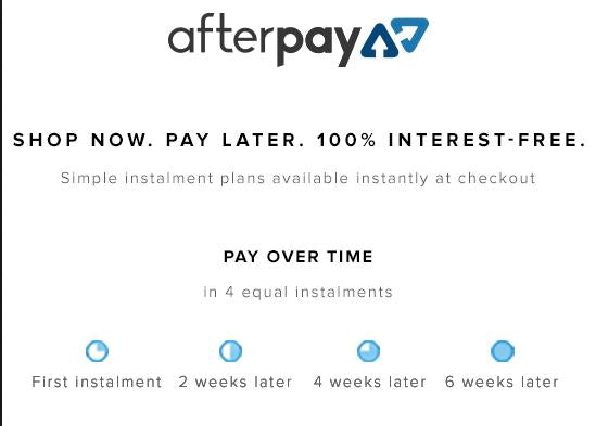Australian Art, jewellery, ceramics & textiles all available on Afterpay