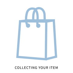 Collecting your item