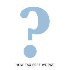 How tax free works
