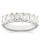 18ct White Gold 2.18ct Diamond Ring - Walker & Hall