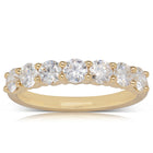 18ct Yellow Gold 1.22ct Diamond Panorama Ring - Walker & Hall