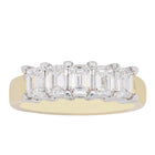 18ct Yellow Gold 1.60ct Diamond Ring - Walker & Hall