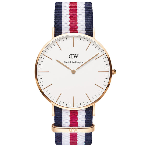 Daniel Wellington Classic Canterbury 40mm Watch - Walker & Hall