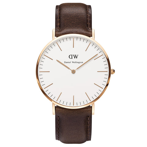 Daniel Wellington Classic Bristol 40mm Watch - Walker & Hall