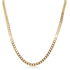 9ct Yellow Gold Chain Necklace - Walker & Hall