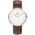 Daniel Wellington Classic St Mawes 40mm Watch - Walker & Hall