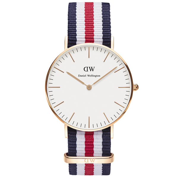 Daniel Wellington Classic Canterbury 36mm Watch - Walker & Hall