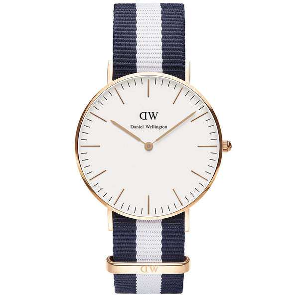 Daniel Wellington Classic Glasgow 36mm Watch - Walker & Hall
