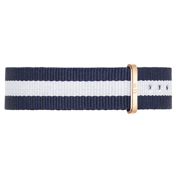 Daniel Wellington Glasgow Strap 18mm - Walker & Hall