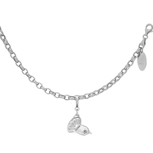 Boh Runga Fantail Single Charm Bracelet - Walker & Hall