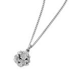 Karen Walker Flower Ball Necklace - Sterling Silver - Walker & Hall