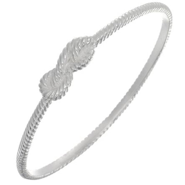 Zoe & Morgan Forget Me Knot Bangle