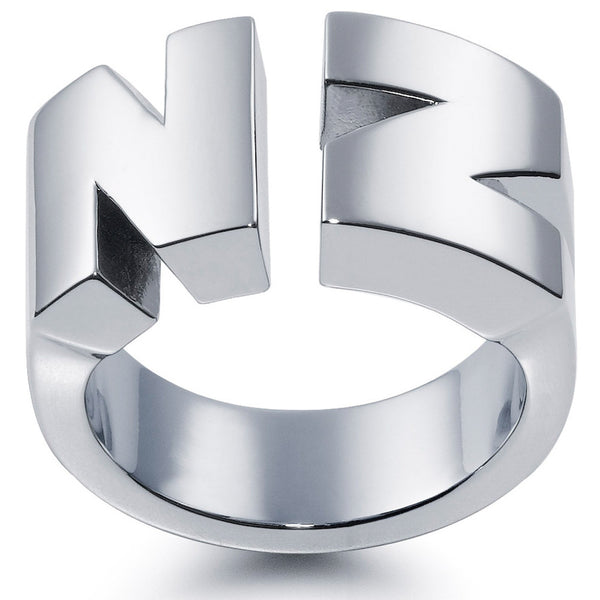 James Sterling Silver Nz Ring